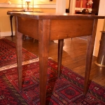 Cherry End Table