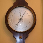 10 Wheel Barometer