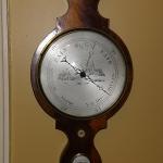 "10"" Wheel Barometer"