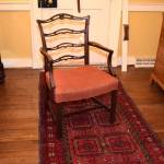 12 Chippendale Dining Chairs