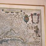1667 Map of Virginia