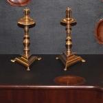 17th Century Candlesticks