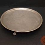 18th Century Pewter Tray