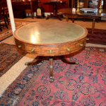 "48"" Diameter Drum Table"