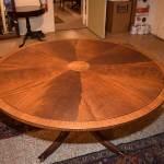 "54\"" Diameter Round Table"