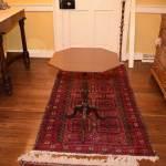 8 Sided Tilt Top Table