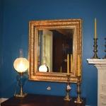 American Gold Leaf Mirror