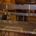 Pennsylvania bench
