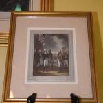 Cornwallis Washington Engraving