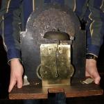 Aaron Willard Tall Case Clock