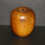 Apple Tea Caddy