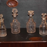 Assortment of Single Decanters