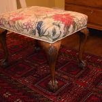 Ball and Claw Footstool