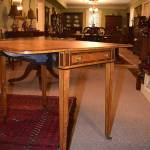 Banded Satinwood Pembrooke Table