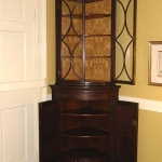 Barrel Front Cupboard