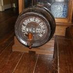 Beer or Whiskey Barrel