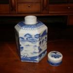 Canton Tea Caddy (SOLD)