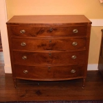 Cherry Bow Front Chest