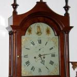 Cherry Grandfather Clock (SOLD)