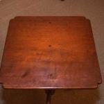 Cherry Queen Anne Candlestand
