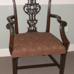 Chinese Chippendale Chairs (SOLD)