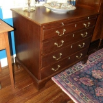 Chippendale Bachelor's Chest
