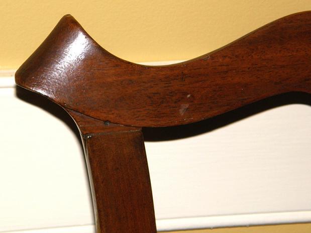 Chippendale Chair Gates Antiques Ltd Richmond Va