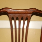 Chippendale chair (SOLD)