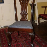 Chippendale Dining Room Chairs