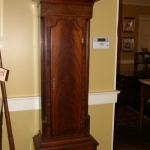 Chippendale Grandfather Clock