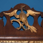 Chippendale Mirror with Phoenix