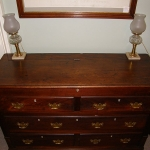 Chippendale Mule Chest