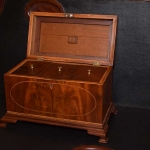 Chippendale Tea Caddy