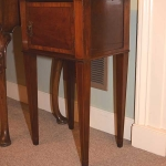 Commode Stand