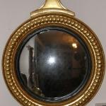 Convex Mirror Circa 1840