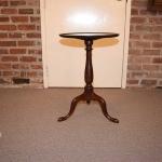 Dishtop Candlestand