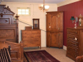 Downstairs: Paneled Room