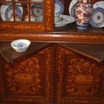 Dutch Corner Cupboard