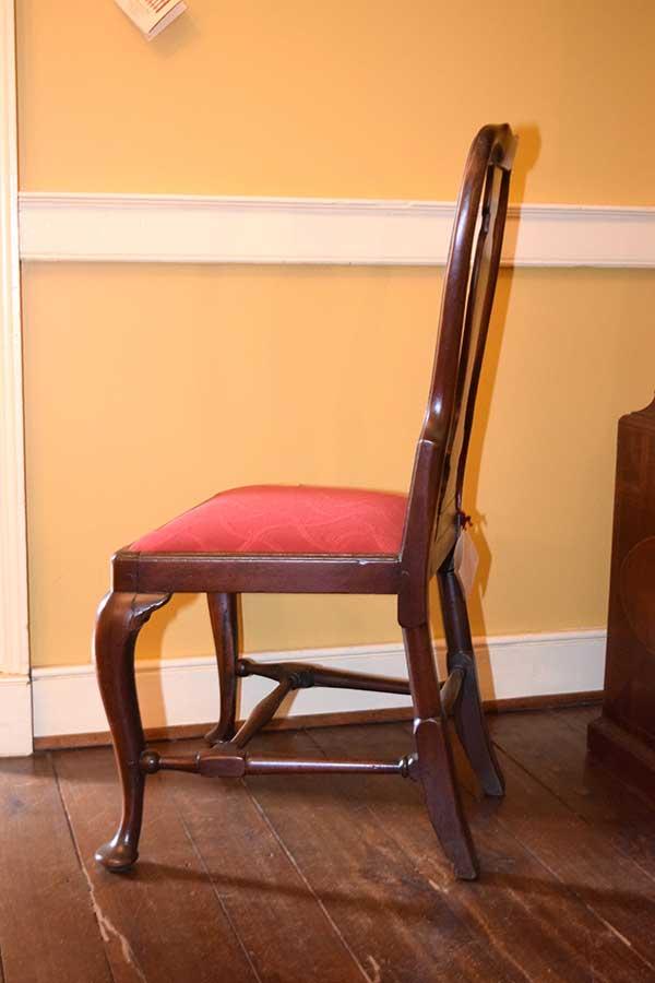 Early Queen Anne Chair | Gates Antiques Ltd  | Richmond, VA