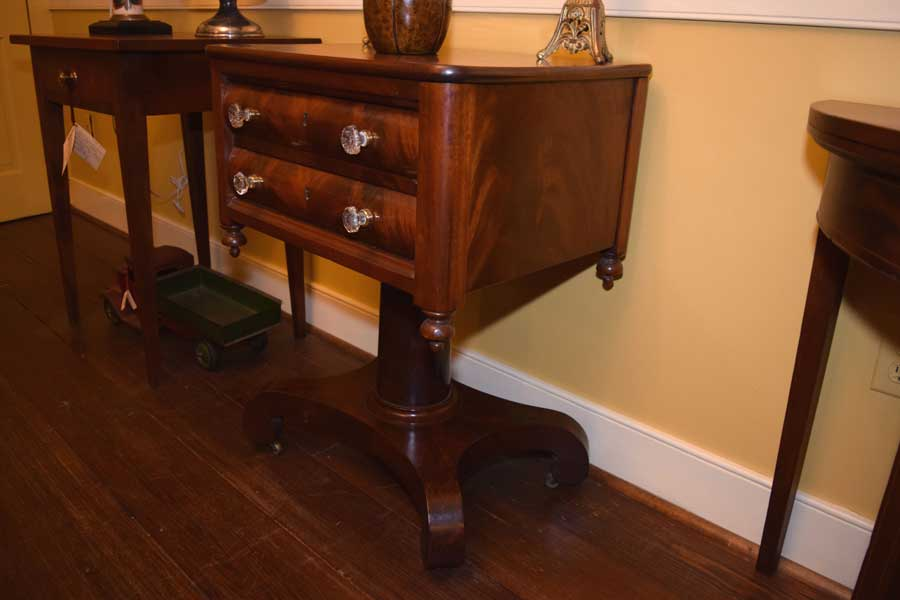 Empire End Table