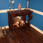Empire Petticoat Table