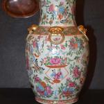 Famille Rose Vase