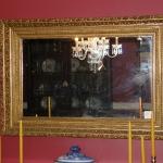 Gold Leaf Mirror