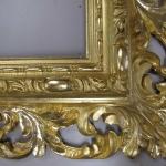 Gold Leaf Mirror Repair