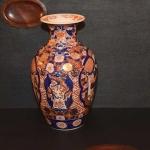 Grand Imari Vase