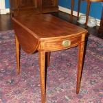 Hepplewhite Pembroke Table (SOLD)