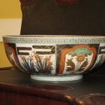 Imari Centerpiece Bowl