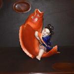 Imari Sculpture