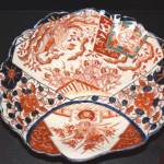 Imari Shell Platter