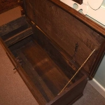 Jacobian Blanket Chest